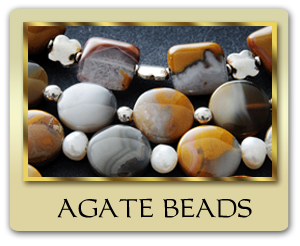 agate-beads